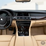 BMW Série 7 Interior