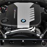 BMW Série 7 Motores