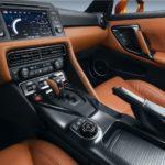 Nissan GT-R 2017 Dashboard