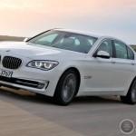 BMW Série 7 Exterior